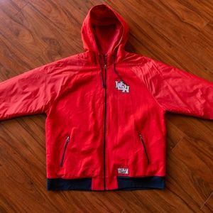Walt Disney World Zip Up Hooded Jacket